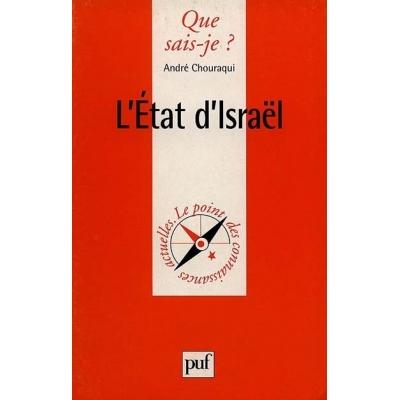 L'ETAT D'ISRAEL