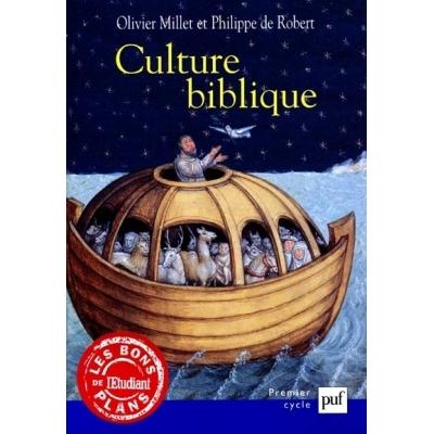 CULTURE BIBLIQUE