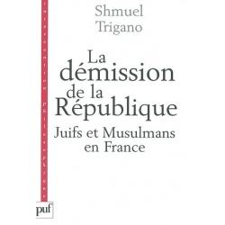LA DEMISSION DE LA REPUBLIQUE