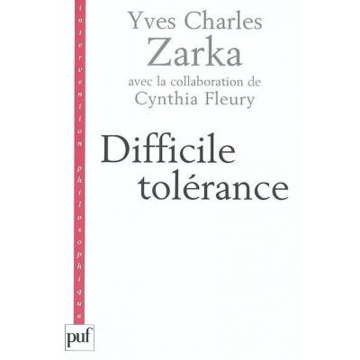 DIFFICILE TOLERANCE