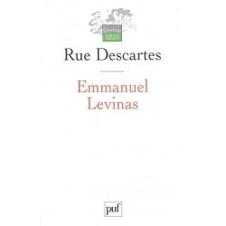 RUE DESCARTES - EMMANUEL LEVINAS