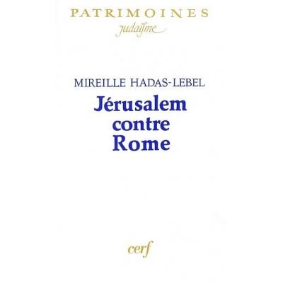 JERUSALEM CONTRE ROME