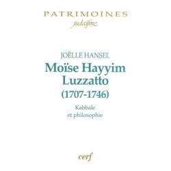MOISE HAYYIM-LUZZATO