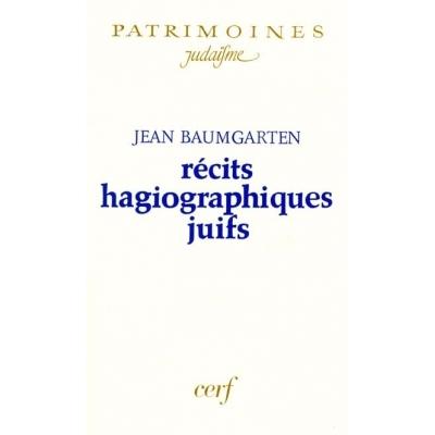 RECITS HAGIOGRAPHIQUES JUIFS