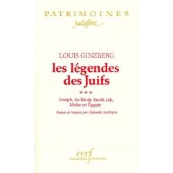 LES LEGENDES DES JUIFS VOL.3