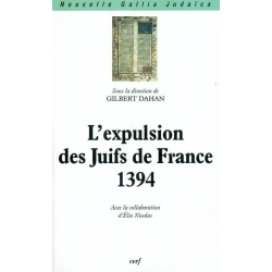 L'EXPULSION DES JUIFS DE FRANCE : 1394