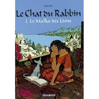 LE CHAT DU RABBIN-LE MALKA DES LIONS