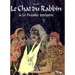 LE CHAT DU RABBIN-LE PARADIS TERRESTRE