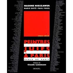 PEINTRES JUIFS A PARIS 1905 1939