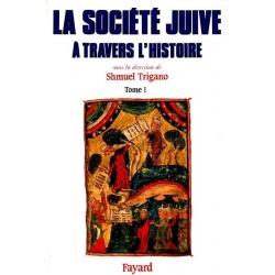 LA SOCIETE JUIVE A TRAVERS L'HISTOIRE T.1 - LA FABRIQUE DU PEUPLE