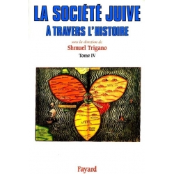 LA SOCIETE JUIVE A TRAVERS L'HISTOIRE T.4 - LE PEUPLE MONDE