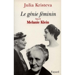 LE GENIE FEMININ VOL.2 MELANIE KLEIN
