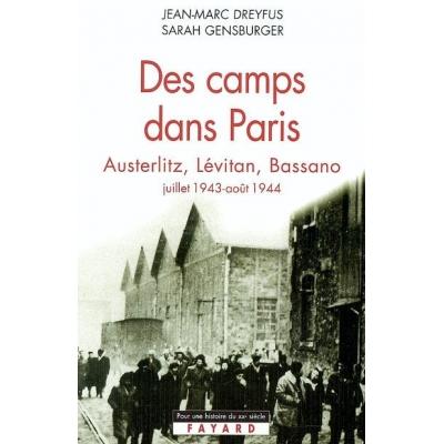 DES CAMPS DANS PARIS
