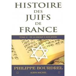 HISTOIRE DES JUIFS DE FRANCE VOL.2