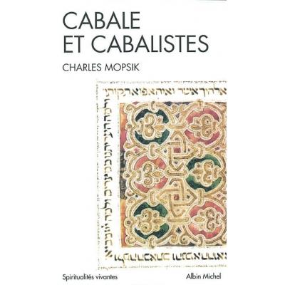 CABALE ET CABALISTES