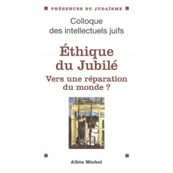 ETHIQUE DU JUBILE
