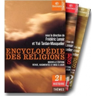 ENCYCLOPEDIE DES RELIGIONS 2V COMPACT