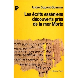 LES ECRITS ESSENIENS DECOUVERTS PRES DE LA MER MORTE