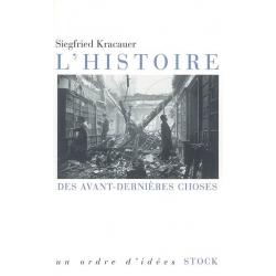 L'HISTOIRE DES AVANT-DERNIERES CHOSES