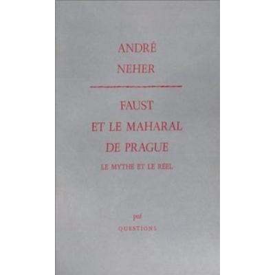 FAUST ET LE MAHARAL DE PRAGUE