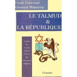 LE TALMUD ET LA REPUBLIQUE