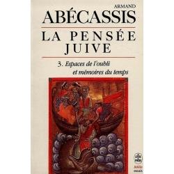 HISTOIRE DE LA PENSEE JUIVE T.3