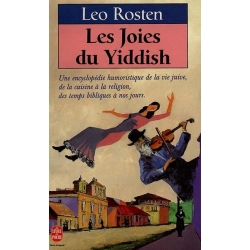 LES JOIES DU YIDDISH