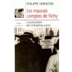LES MAUVAIS COMPTES DE VICHY