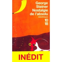 NOSTALGIE DE L'ABSOLU