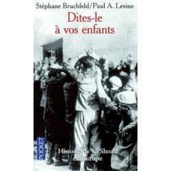 DITES-LE A VOS ENFANTS  HISTOIRE DE LA SHOAH EN EUROPE 1933-1945