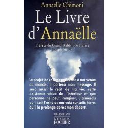 LE LIVRE D'ANNAELLE