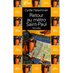 RETOUR AU METRO SAINT PAUL