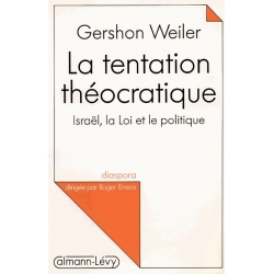 LA TENTATION THEOCRATIQUE