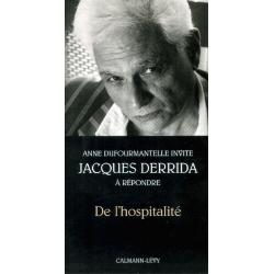 DE L'HOSPITALITE