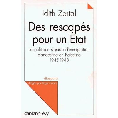 DES RESCAPES POUR UN ETAT