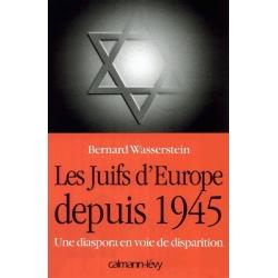 LES JUIFS D'EUROPE DEPUIS 1945