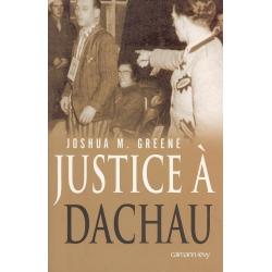 JUSTICE A DACHAU