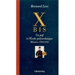 XBIS, UN JUIF A L'ECOLE POLYTECHNIQUE