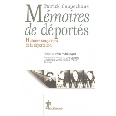 MEMOIRES DE DEPORTES