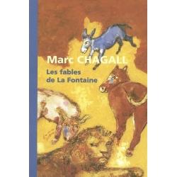 MARC CHAGALL , LES FABLES DE LA FONTAINE