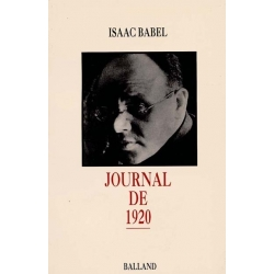 JOURNAL DE 1920