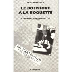 LE BOSPHORE A LA ROQUETTE