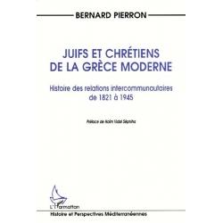 JUIFS ET CHRETIENS DE LA GRECE MODERNE