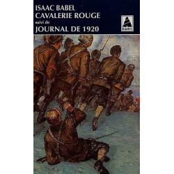 CAVALERIE ROUGE  SUIVI DE : JOURNAL DE 1920