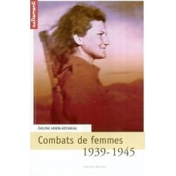 1939-1945 COMBATS DE FEMMES
