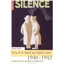 VICHY ET LA CHASSE AUX ESPIONS NAZIS.194