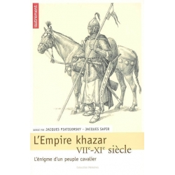L'EMPIRE KHAZAR VIIE-XIE SIECLE
