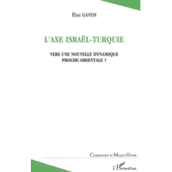 L'AXE ISRAEL-TURQUIE