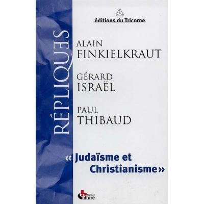 JUDAISME ET CHRISTIANISME