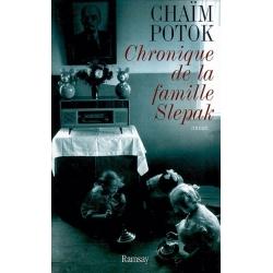 CHRONIQUE DE LA FAMILLE SLEPAK